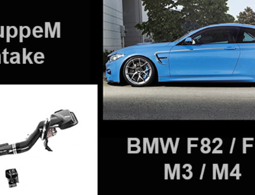 GruppeM BMW F8x intake
