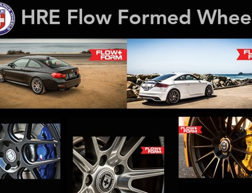 HRE Flow Formed Wheels