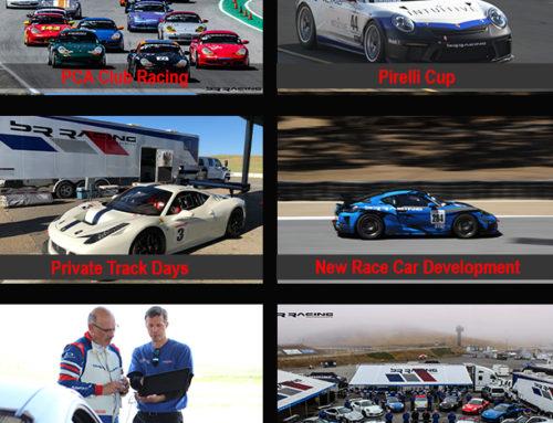 BRR Motorsports – 2020 Schedule