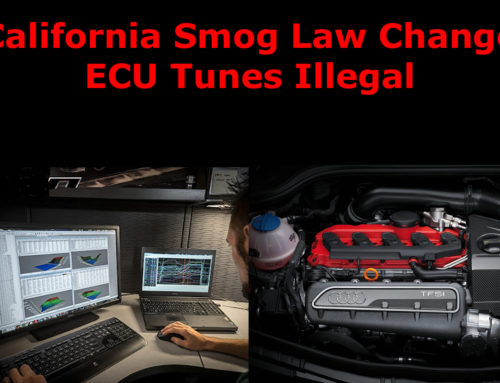 California Smog Law – ECU Tune Options